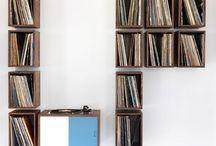 Record store design