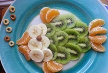 fructe pe platou