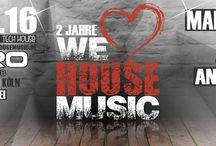 We Love House Music #16 / Samstag 03.12.2016 We Love House Music @ Mikro Bar & Klub Köln im Friesenviertel ab 22 Uhr mit Marc Vision, UniTy und Andi4Sound an den Decks Facebook Event: https://www.facebook.com/events/111508782642964/