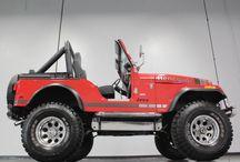 Our Jeep CJ5 Renovation ideas