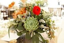 Round Table Centerpieces