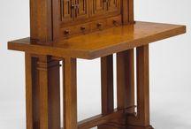 Craftsman: Frank Lloyd Wright