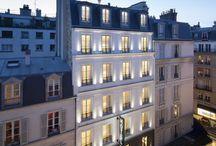 Cler Hotel Paris - 24 bis rue Cler 75007 Paris 01 45 00 18 06 / Le Cler Hôtel est un hôtel 3* de 26 chambres, intégralement rénové en 2014 et  situé à quelques pas seulement de la Tour Eiffel et des Invalides. A la fois délicieusement classique et résolument contemporaine, cette adresse accueillante de la rive gauche fait la part-belle au design sans renoncer à la simplicité.