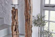 drevenw dekoracie