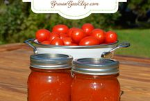 Canning / How to Can | What to Can | Preserving the Harvest | Canning Process