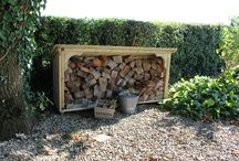 Melbury Log Store / The Melbury Log Store is designed to fit under a normal window height, for those places where there is just not enough empty wall space.