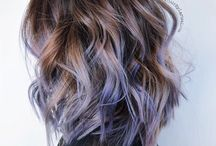 Hair - Lovely Lavender