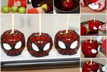 Super Heros Party