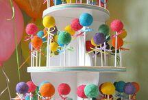 Cake Pop Inspiration