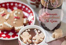 Kerst - Gingerbread en ander lekkers