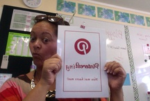 "Pinteresting / We have an INSPIRE Class on Fridays where we explore the wonderful world of Pinterest! I call it ""Pinteresting with Koka Tawera"". We also learn to blog and students complete set tasks which require them to look for specific pins on Pinterest. Then they blog about them and the associated activities and PIN to our group board on Pinterest! We also have a 'Make Something' from our pins session where we re-create something we pinned the week before! 