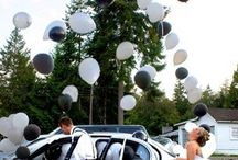 Black&White wedding / Matrimonio in bianco e nero