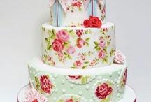 Cath Kidson cakes