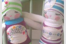 Muñecas de género