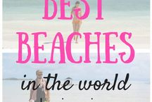 Beaches Around the World / A board about beaches around the world written by pro writers. To contribute to all/some of our 15 boards, follow Walkabout Wanderer, Fill My Passport, & Flights to Fancy (see contributors list) then send a Pinterest msg with your add request. For each pin you add you must repin 2 from the board. Vertical pins leading to blog posts only. Humane animal content only. Inappropriate/offensive content/ non-vertical pins will be removed.