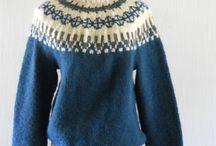 Islandske sweater