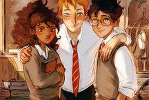 I belong to Hogwarts