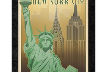 NY Posters n art