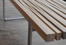 Architektur // Möbeldesign