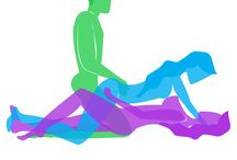 threesome sex positions