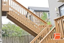 Deck Replacement, 3426 N Seeley Ave, Chicago IL