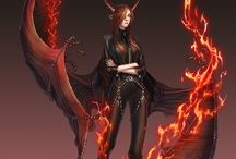 Natsumi Michaelis OC cosplay