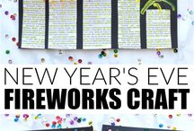 New Years crafts
