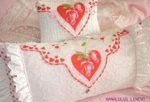 Crafting -- Hankies --Vintage of course!  Repurposed with love... / by Katherine Gorshow
