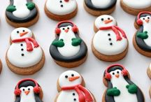 Winter mini desserts inspiration