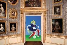 Robert Wilson - Ritratti a Palazzo Madama exhibition