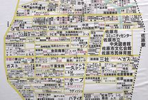 Urban Drawings / urban drawing / mapping