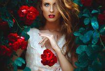 Studio bridal styled shoot