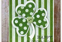St Patrick's Day & Irish Cards