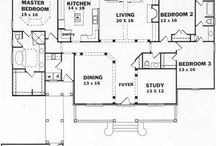 House plans  / by Stacey Smith