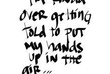 Lovely lyrics / by Kaitie Wooden