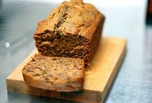 Recipes - Breads, Muffins & Breakfast Carbs / by Julia Sertich