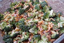 Salads / by Barbara Nelms