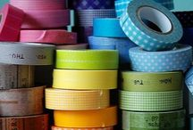 12) Washi tapes