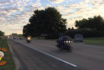 2015 HHMC Memorial Ride / This event was held on July 31, 2015 to honor the memory of our 4 fallen Hoka Hey riders as well as all who have died believing in the ideals set forth when the Hoka Hey Motorcycle Challenge kicked off in 2010.