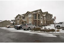 E STROH 4201 Rd Parker, Colorado 80134 / Lovely 2 bed 3 bath condo with loft overlooking playground and open space. Walk in closets, washer & dryer stay with this unit, 2 balconies. Open and spacious floorplan. Convenient location.