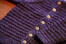 Knitting babies