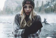 Winter Portraiture