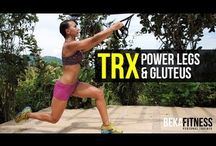 TRX  work  outs ♡