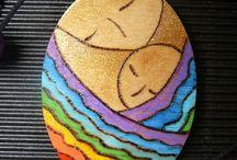 Porteo y Arte / Representaciones artísticas de la magia del porteo