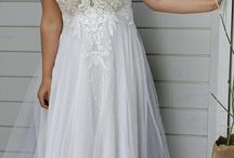 Beautiful Weddings for Plus Size / Beauty comes in all shapes and sizes and that also means that you always have a choice to get a best wedding dress design for your beautiful body. Best for awesome curves and sizes. YOU ARE BEAUTIFUL JUST THE WAY YOU ARE.