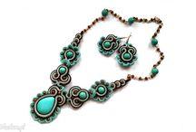 Soutache Jewelry / Biżuteria Sutasz Soutache