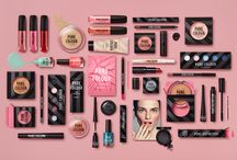 cosmetics campaign inspirations