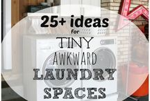 Laundry Rooms / by Connie Adams