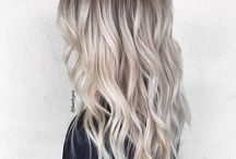 Ombre hårfärg
