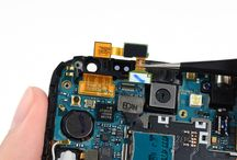 Utskifting av Samsung Galaxy Note 2 frontkamera